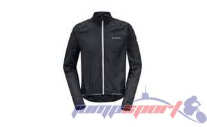 VAUDE Wo Air Jacket II větrovka black