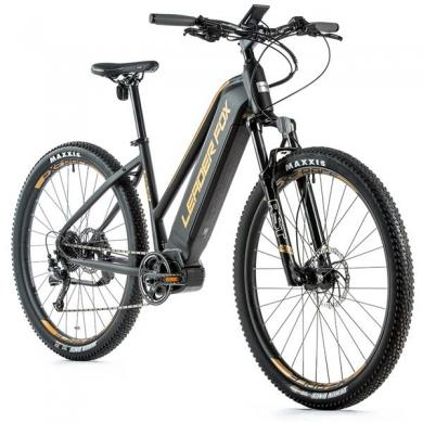 "elektrokolo LEADER FOX AWALON LADY 29"" blk/gld 18"""