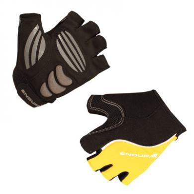 ENDURA cyklorukavice Xtract mitt yellow