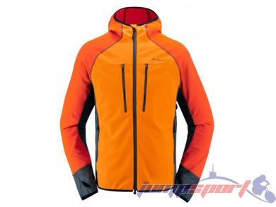 VAUDE Me Larice Jacket sunset hydro blue
