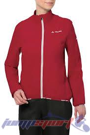 VAUDE Wo  AIR JACKET dámská red