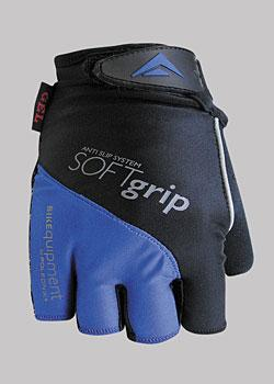 rukavice POLEDNIK SOFT GRIP blue vel.L